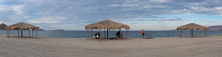 Gonzaga Bay Panorama